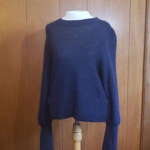 NWT Mohair blend sweater
